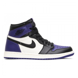 NIKE AIR JORDAN 1 OG COURT PURPLE SNEAKER